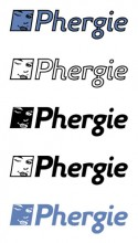 Phergie Logo Development Colors 1