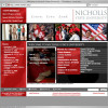 Nicholls State University - 2007 - Home Menu