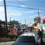 Mardi Gras At The End Of Our Block